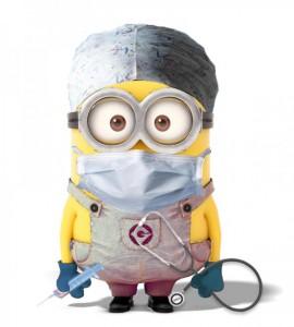 minion-medico